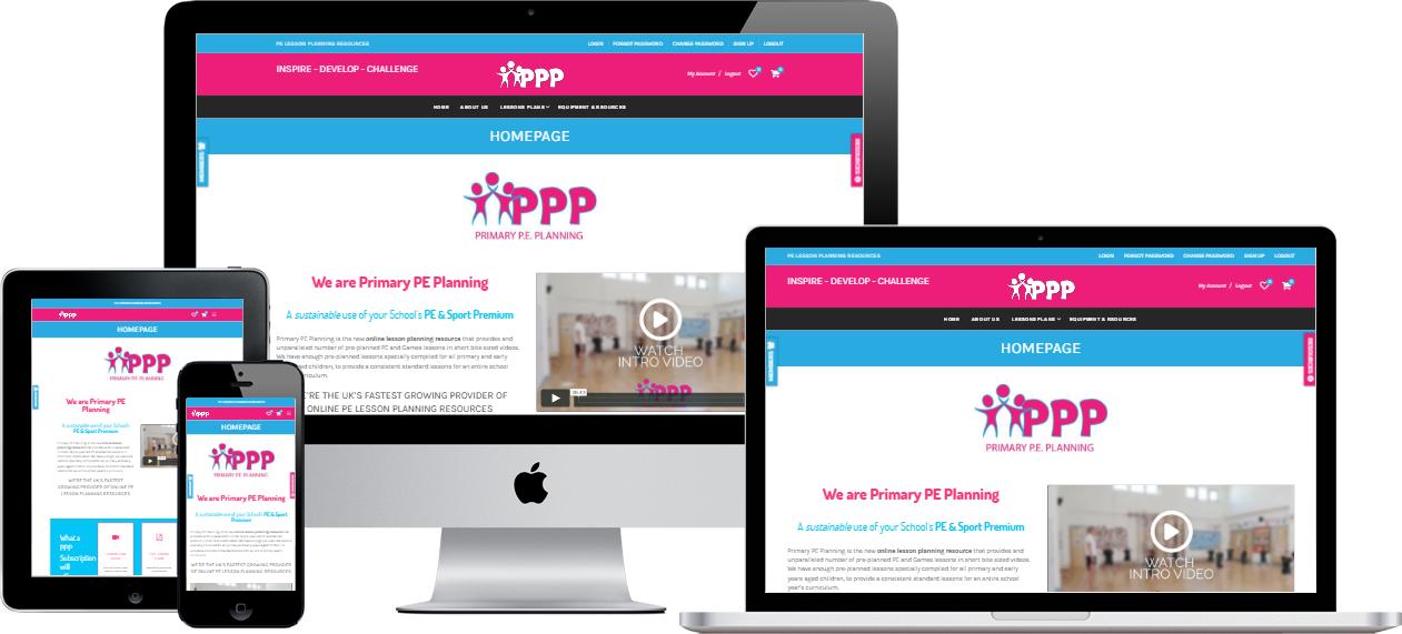 responsive online lesson planning videos