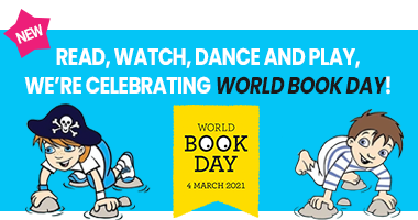 World Book Day feature: Pirate Adventure